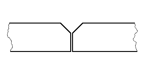 comment r aliser vos joints de plaques de pl tre sans bord aminci reussir ses travaux. Black Bedroom Furniture Sets. Home Design Ideas