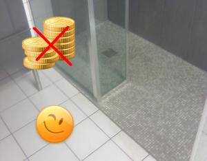 R alisez votre receveur pour douche l 39 italienne pour moins de 10 euros - Bac pour douche italienne ...
