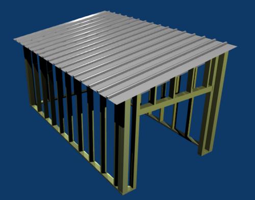 d couvrez les bases de l 39 ossature bois partie 1 reussir ses travaux. Black Bedroom Furniture Sets. Home Design Ideas