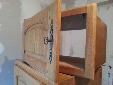 cuisine fabriquez vous m me un caisson pour lectro m nager partie 2 2 reussir ses travaux. Black Bedroom Furniture Sets. Home Design Ideas