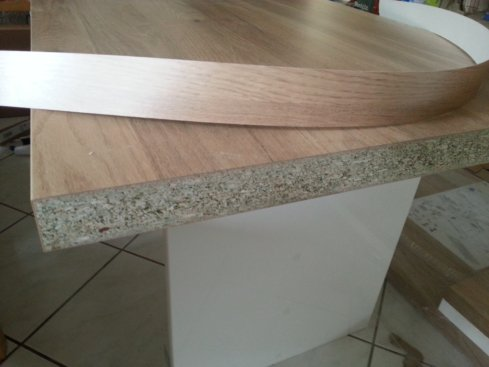 Ciseau bois reussir ses travaux for Poser du beton cire sur plan de travail