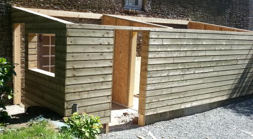 ossature bois d finir les angles de coupe pour une toiture en moins de 5 minutes reussir ses. Black Bedroom Furniture Sets. Home Design Ideas