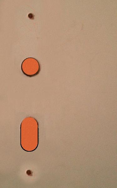 Installer une serrure barillet sur une porte int rieure - Prix d un barillet de porte ...