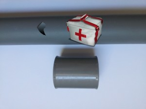 Comment r parer une canalisation pvc de diam tre 32 ou for Faire ses reparation soi meme dans un garage