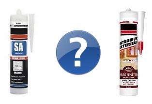 Joints En Silicone Ou Mastic Acrylique Reussir Ses Travaux