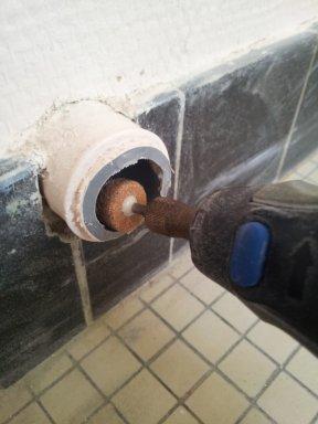 Comment r utiliser un raccord pvc coll reussir ses travaux - Comment decoller un tuyau pvc ...