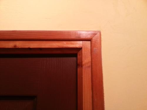 nez de cloison renfort et esth tique reussir ses travaux. Black Bedroom Furniture Sets. Home Design Ideas