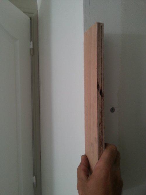 Ralisez Une Porte De Placard Toute Simple  ReussirSesTravaux