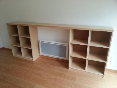 rangement reussir ses travaux. Black Bedroom Furniture Sets. Home Design Ideas