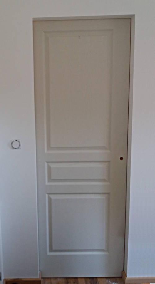 R ussir ses travaux bricolage conseils astuces de pros r alisations - Transformer une porte normale en porte coulissante ...