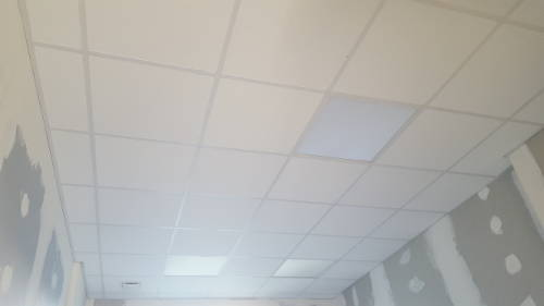 R ussir ses travaux bricolage conseils astuces de pros r alisations - Plafonds suspendus dalles decoratives ...